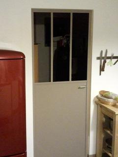 Installation de portes métalliques sur-mesure à Chambéry